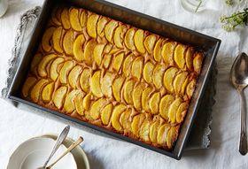 Ac2c344d 8366 42c3 88c9 56311834fabc  2016 0809 old fashioned peach cobbler cake recipe bobbi lin 2306