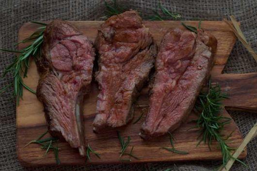 Roast Lamb (abbacchio al forno) - Lazio, Secondo (Main Course)