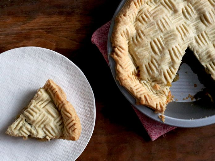 """An """"Apple Pie"""" That Swaps Apple For a...Vegetable?"""