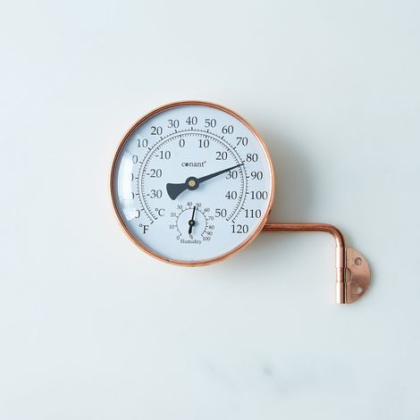 Copper Weather Station
