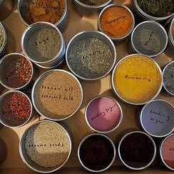 Spice Drawer Makeover