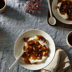Sweet Roasted Chestnuts with Vanilla and Fennel