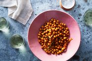The Smoky, Snackable Chickpeas Every Happy Hour Needs