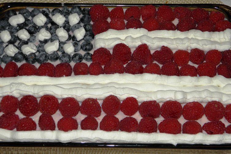Happy Birthday America Pie