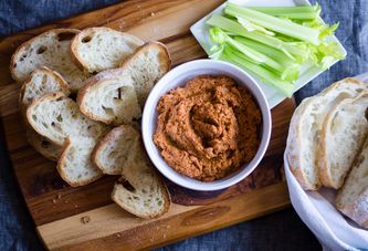 A Fresh & Bright, Non-Guacamole Dip for the Middle of Winter