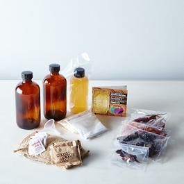 DIY Ghost Chili Hot Sauce Kit
