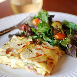 Frittata-tastic by Kristen Ripple