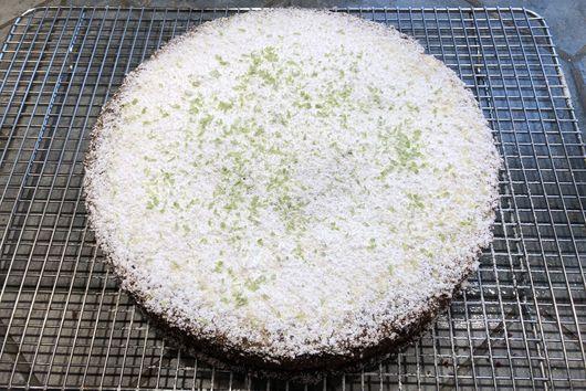 Lime Cake.
