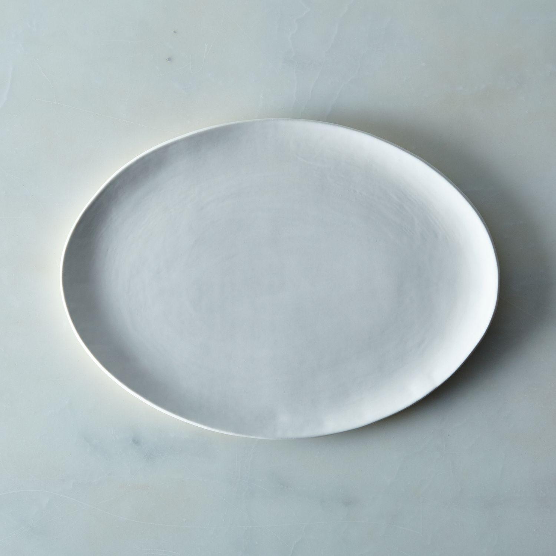 Food52 Handmade Oval Dinnerware By Looks Like White On Food52