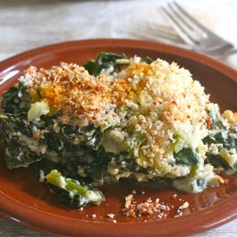 Be9de379 992c 4cfd b667 8e3b30ca67f7  tuscan kale gratin for two