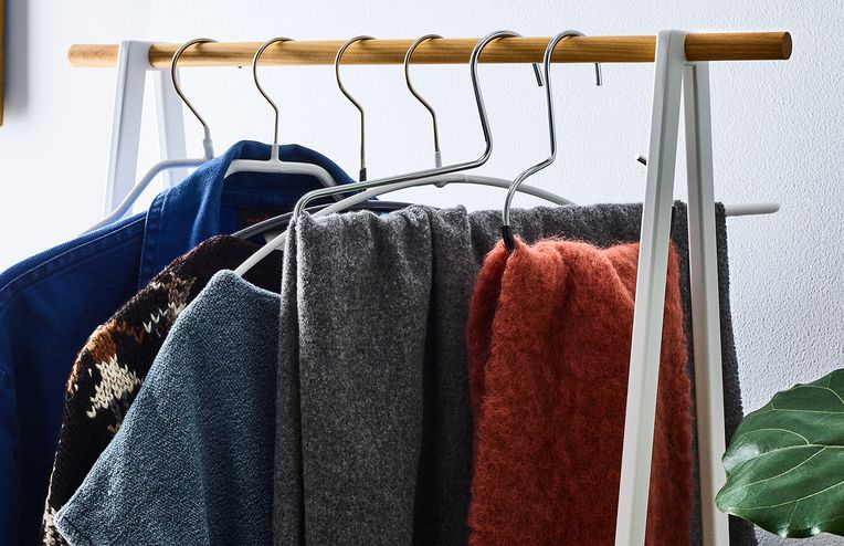 10 Ideas to Organize That Messy Closet—Once & for All