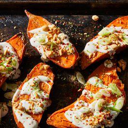 Sweet potatoes by f