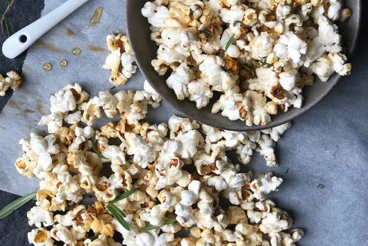 Maple Rosemary Kettle Corn