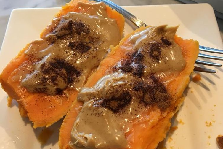 Breakfast Sweet Potato