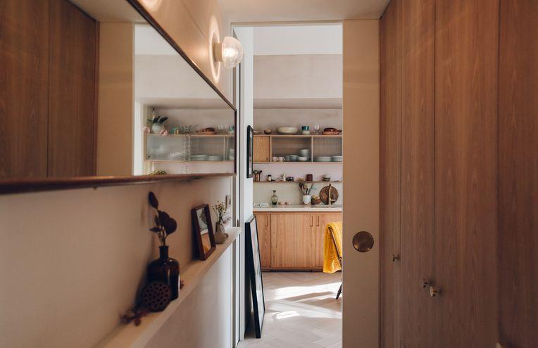 This Thoughtfully Designed, Tiny London Loft Has Big Tricks