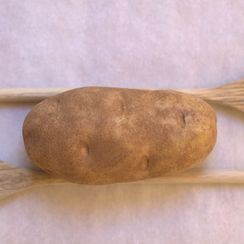 Not Your Standard Potato Hasselback