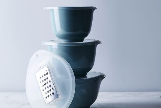 Food52 x Rosti Mepal Margrethe Nested Mixing Bowls & Specialty Lids