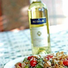 Chicken Asparagus Penne Pasta