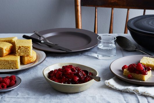 Make Room on Your Thanksgiving Table for Spicy Raspberry Relish