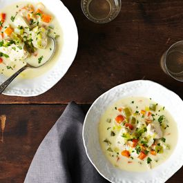 A Creamy Chicken Waterzooi for Weeknights