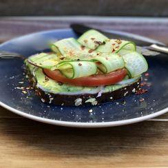 Heart Healthy Breakfast: Avocado Toast