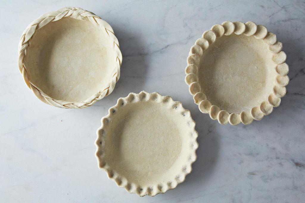 Fancy Pie Crusts