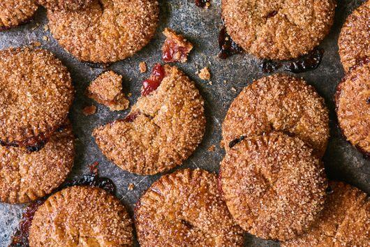 Cherry, Orange & Rye Hand Pies