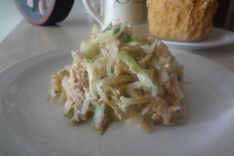 Guilt-Free Salad
