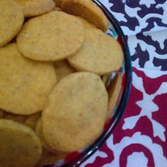 Curry Biscuits