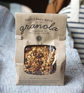 Tracy's Small Batch Granola