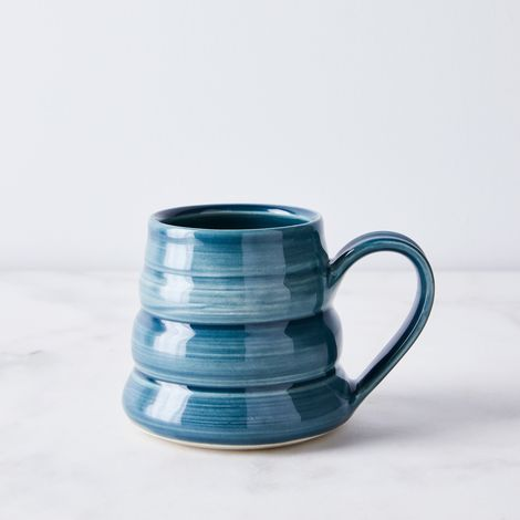 Limited Edition Handmade Mug, by Stuck in the Mud Pottery