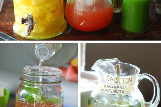Cucumber Mint Coolers