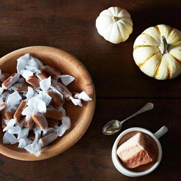 Halloween Sea Salt Caramel and Cinnamon Sugar-Dusted Marshmallow Set