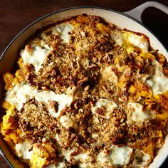 How to Make Any Kind of Baked Pasta (& Live a Happy Life)