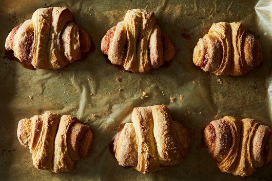 Luisa Weiss's Franzbrötchen (Cinnamon-Sugar Buns)