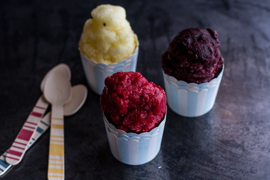 How to Make Italian Ice at - Home