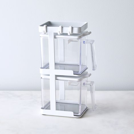 2-Bin Pantry Storage Container