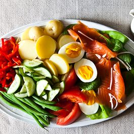 Salad by Afsana Liza