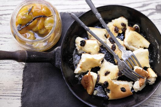 Kaiserschmarrn - The Emperor's Breakfast
