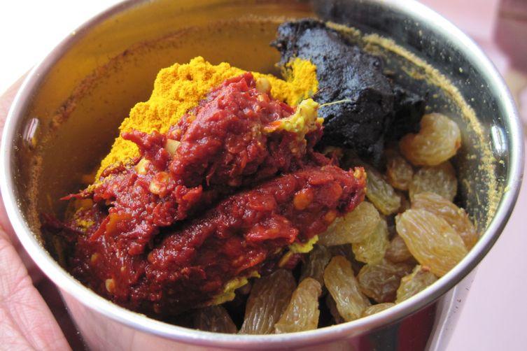 ready to use masala paste