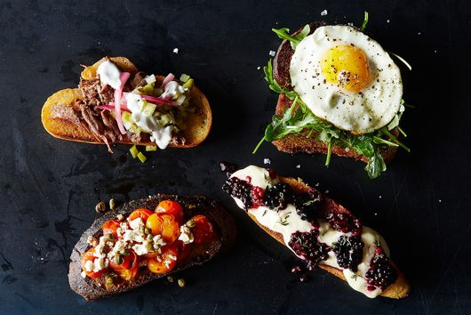 The Saving Grace that is the Tartine