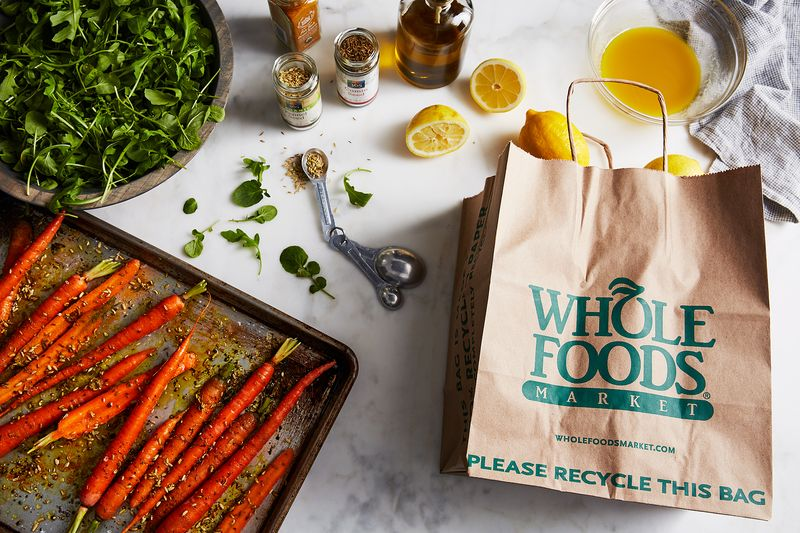 Casually vegan, seriously delicious—and easy to make when you get your ingredients at Whole Foods Market.