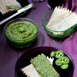 E1e9e829 8d51 4263 8aa6 7d0108104e02  roasted jalapeno cilantro and manchego pesto