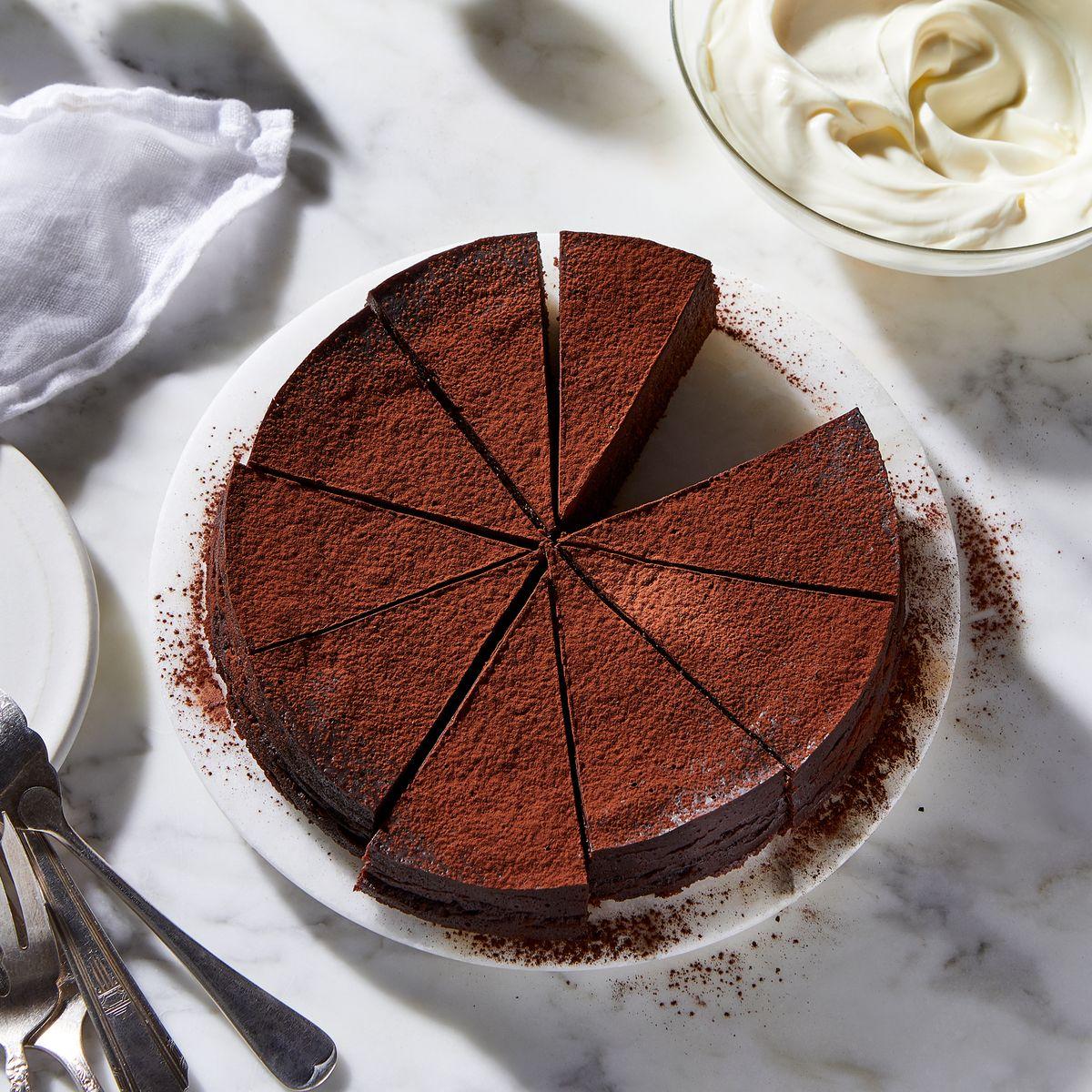 Best Instant Pot Chocolate Cake Recipe For Fudgy Flourless Dessert