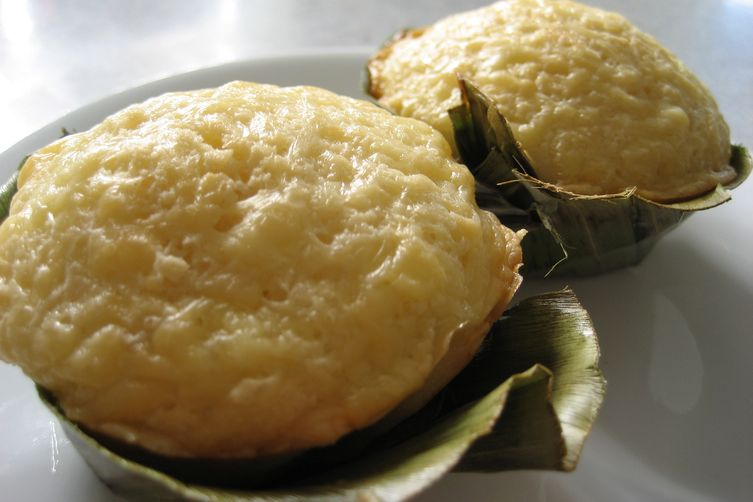Filipino Bibingka Royale