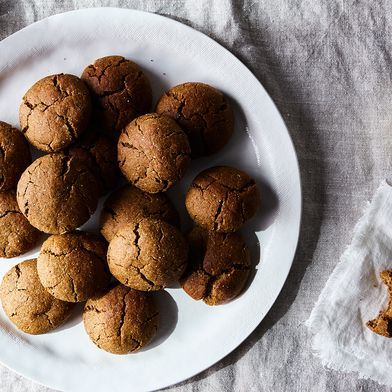 Karlie Kloss' Spicy Ginger Cookies
