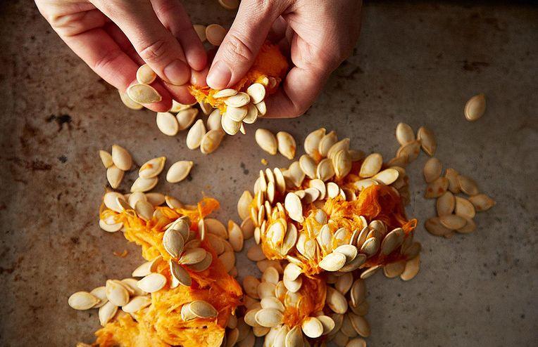 The Difference Between Pepitas & Pumpkin Seeds