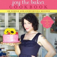 Piglet Community Pick: Joy the Baker Cookbook