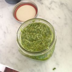 Basil Asiago Pesto
