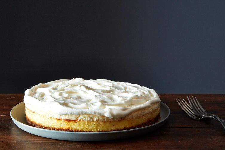 Gran's Gifted Cheesecake
